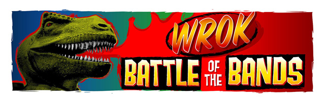 Jeremy Conway Design for School of Rock, Battle of the Bands promotional artwork